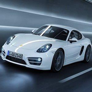 Amazing Porsche Cayman