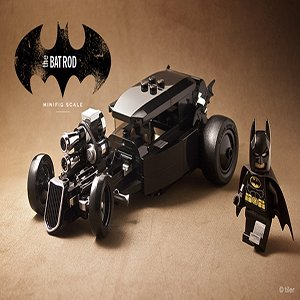 Bat Rod Lego Edition