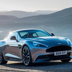 Beautiful Aston Martin Car