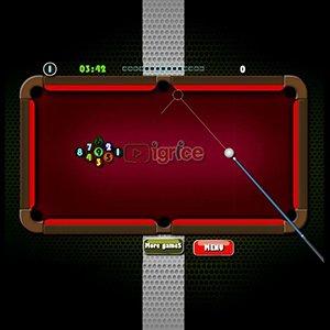 Colorful Billiard