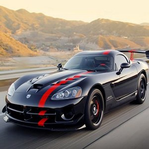 Dodge Viper Car Game