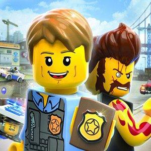 Lego City Undercover Jigsaw