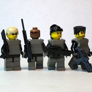 Lego Gears Of War