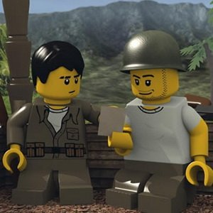 Lego War In The Pacific