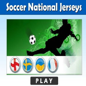 Soccer National Jerseys